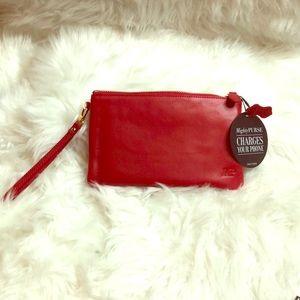 Mighty purse wristlet